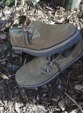 Damen Trachten Schuhe