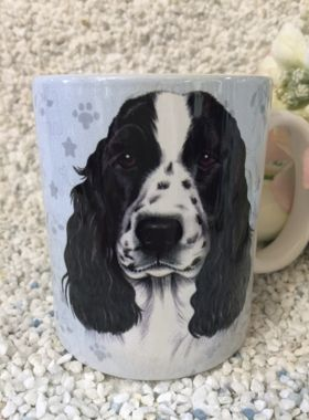 Tasse English Cocker Spaniel mit Spruch