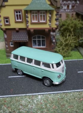 VW Bus mint